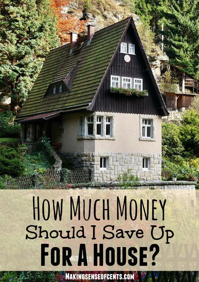 How Much Money Should I Save Up For A House? Determining your house budget is a very improtant step when buying a new house. #housebudget #budget http://www.makingsenseofcents.com/2014/09/how-much-money-should-i-save-up-for-a-house.html