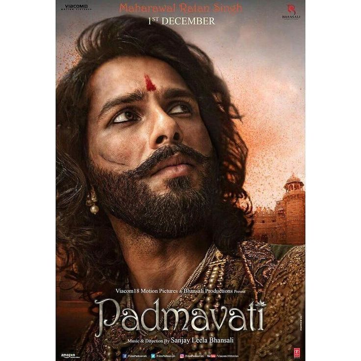 "Presenting the first look poster of Shahid Kapoor as Maharawal Ratan Singh in Sanjay Leela Bhansali's ""Padmavati"". Releasing on 1st December 2017. .  Follow  @filmywave  . #ShahidKapoor #MaharawanRatanSingh #Padmavati #RanveerSingh #DeepikaPadukone #SanjayLeelaBhansali #poster #movieposter #firstlook #movie #film #celebrity #bollywood #bollywoodmovie #actor #actress #star #glamour #glamorous #hot #sexy #love #beauty #instalike #instacomment #instafollow #filmywave"