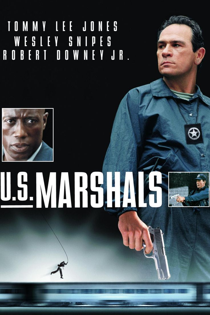 U.S. Marshals Movie | Posters