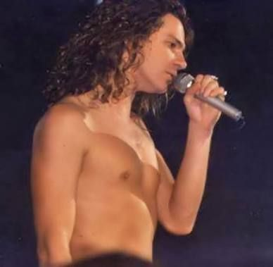 Michael Hutchence ❤