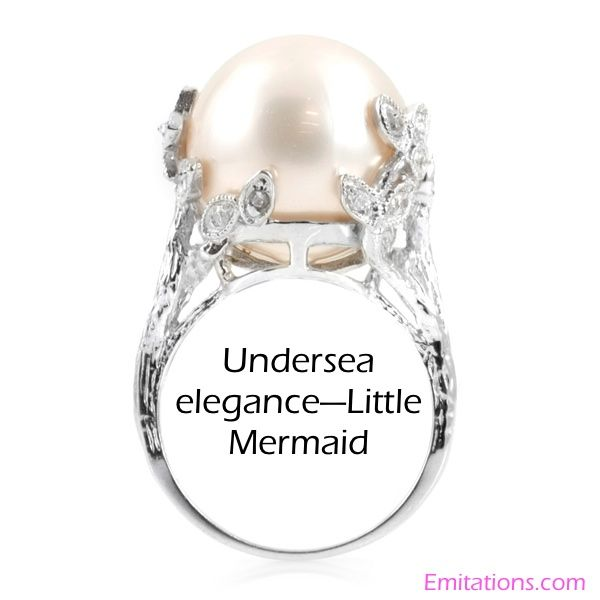 Disney Princess Promise Rings: 1000+ Images About Little Mermaid Wedding! On Pinterest