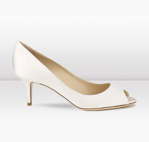 Chaussures plates en cuir pointues LangJimmy Choo London 0Mg2PRiME