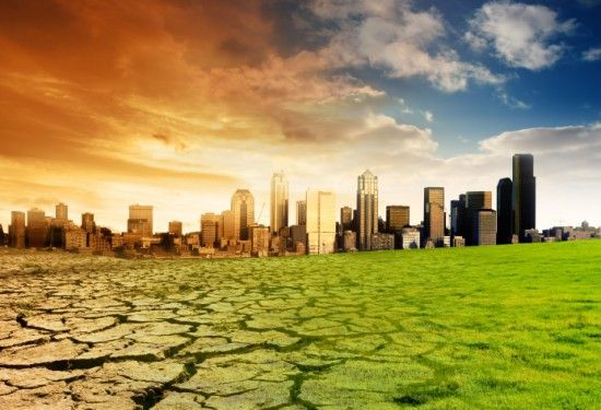 El cambio climático se debe a la acción humana. www.ecocosas.com