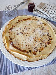 Pourquoi réserver les crêpes, sans gluten of course!, uniquement pour le mois de février et la fameuse Chandeleur? Moi je les prépare toute l'année...