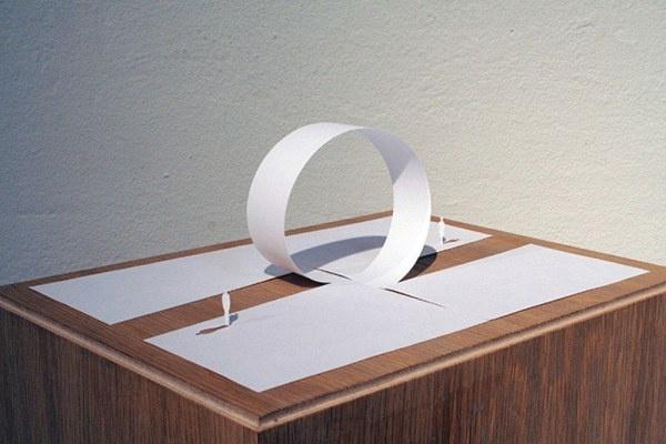 Питер Каллесен - креатив из бумаги - Ярмарка Мастеров - ручная работа, handmade