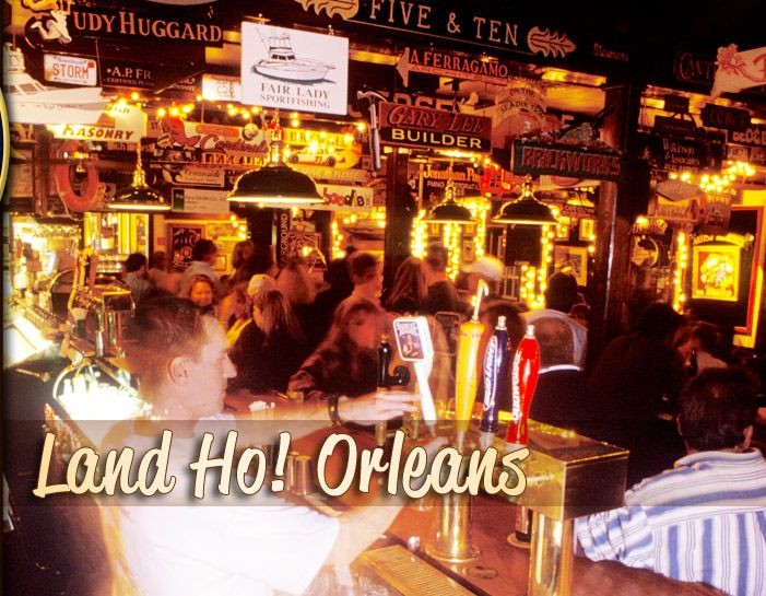 Land Ho! | Welcome to the Land Ho! Bar and Restaurant    Orleans MA