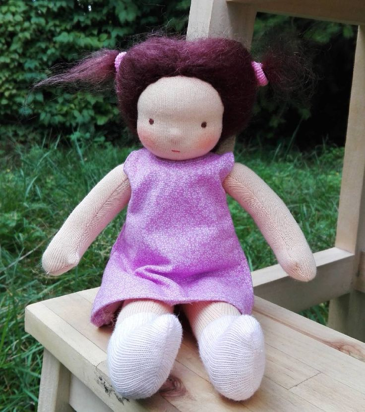 Custom doll made with a lot of love and care. We hope she will bring a lot of mirth to her new family.  . . #waldorfinspired #waldorfdoll #dollsewing #forkids #naturaltoy #natural #doll #instahun #etsyshop #etsyseller #customdoll #waldorfbaba #baba #természetes #játék #gyerekeknek