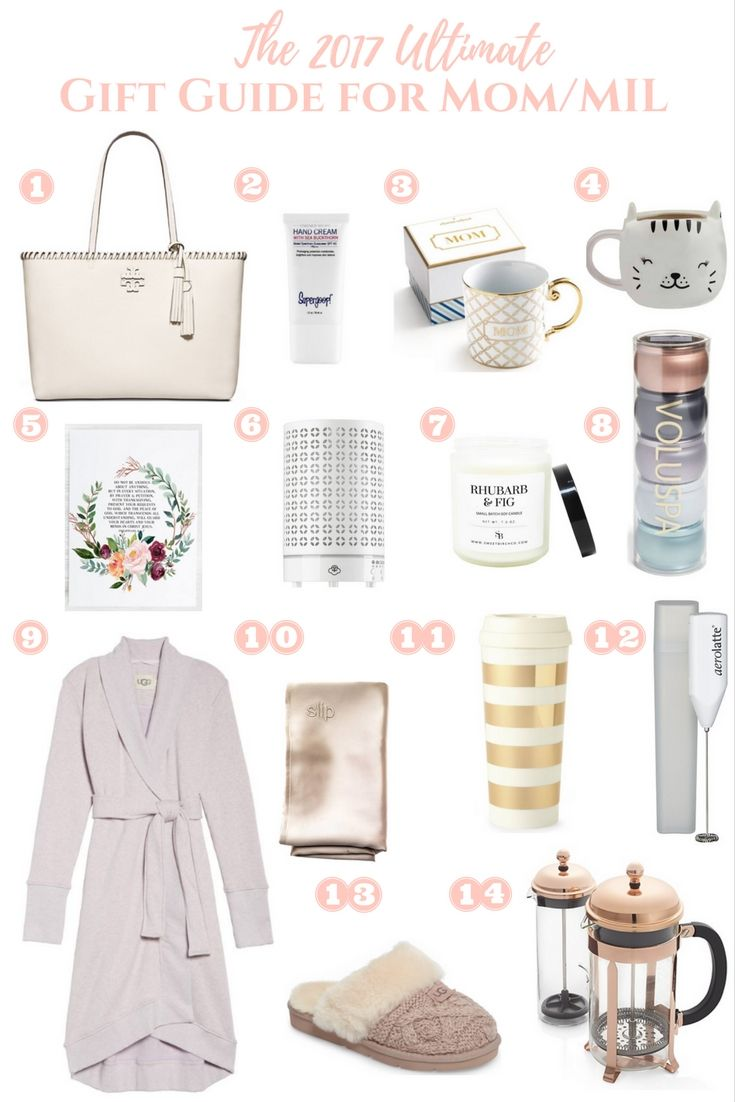 The Ultimate Gift Guide For Mom Mil Mother In Law In Law Christmas Gifts Mother Birthday Gifts Mother Christmas Gifts