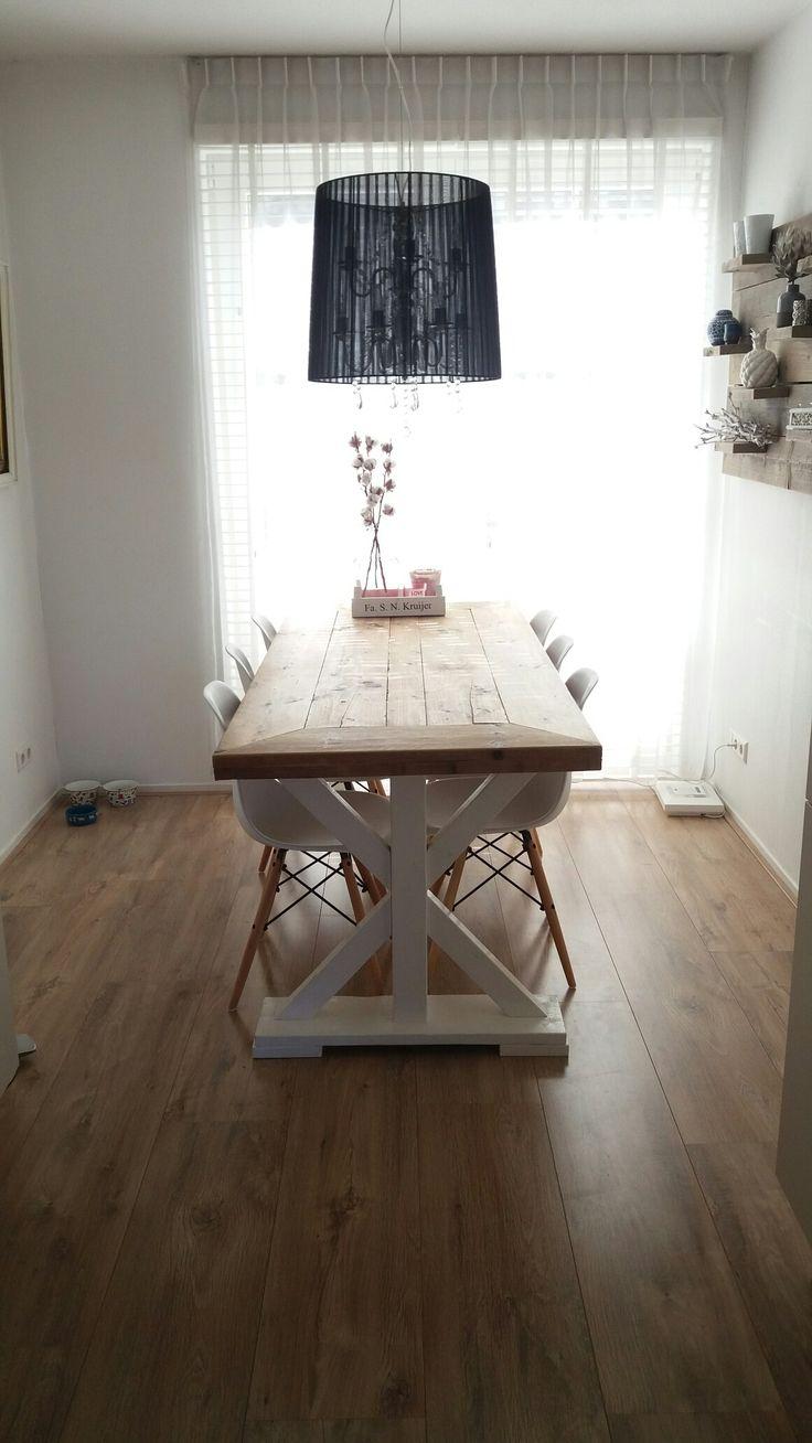 Scandinavian dining chairs European style