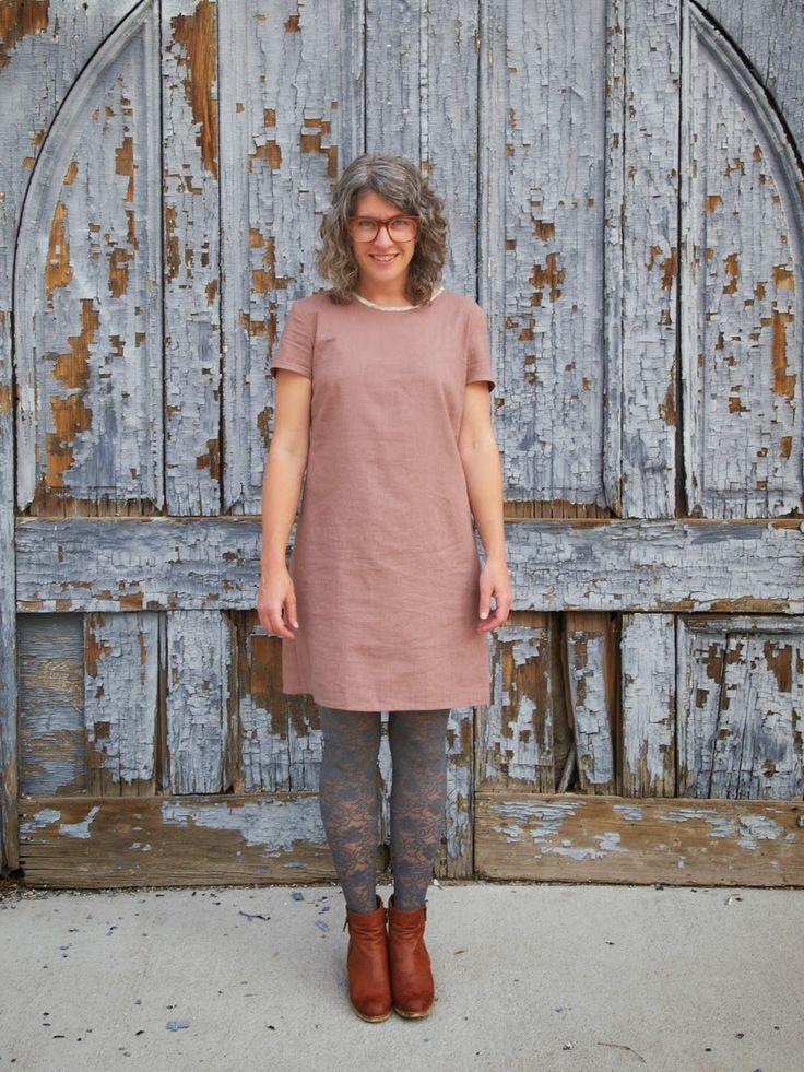 Merchant & Mills Camber Set Dress