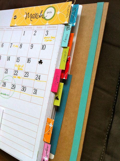 Wie ich kalender lieeeeebe ! :D
