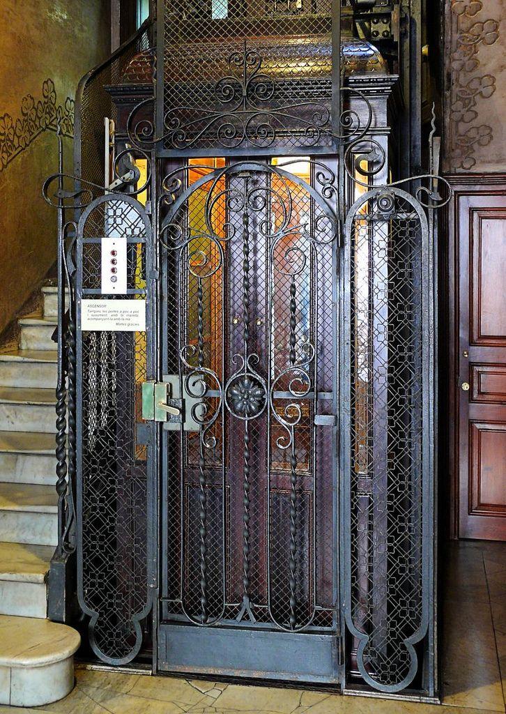 Antique Elevators Ascenseurs Antiques A Collection Of
