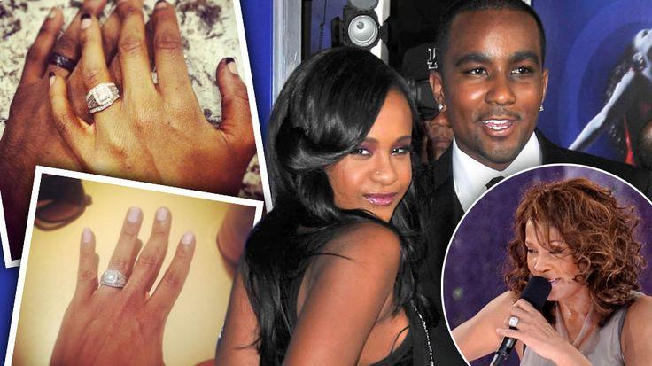 Bobbi Kristina Brown — Whitney Houston's 10 Carat Diamond Ring Is Missing | Radar Online
