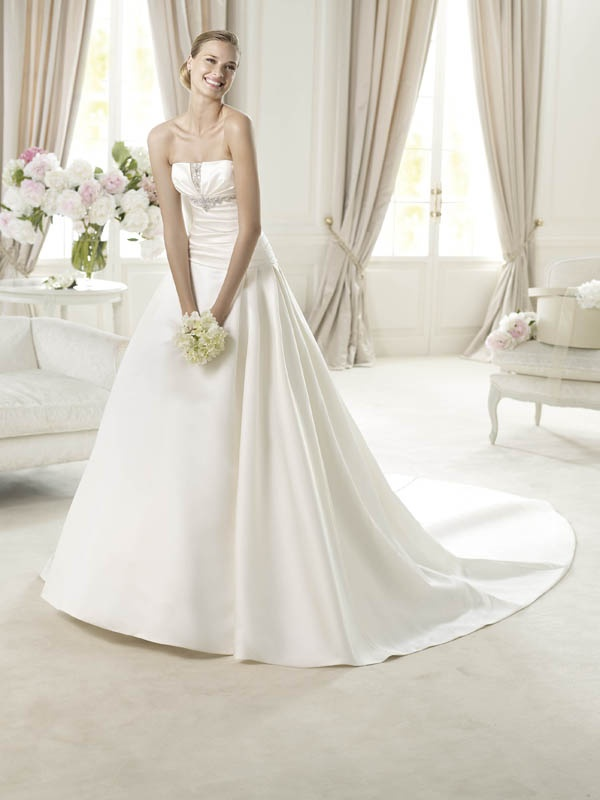 Pronovias Brautkleid - wow!