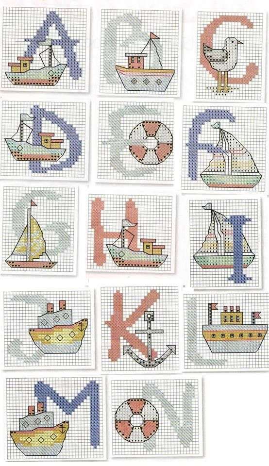 Knitting Embroidery Letters : Pin by kristína halászová on crochet knitting embroidery