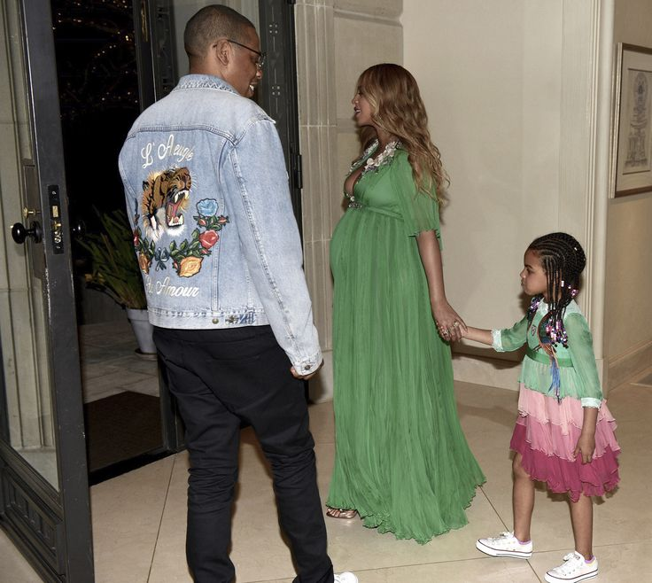 Beyonce Shows Off Her Daughter Blue's New HAIRSTYLE