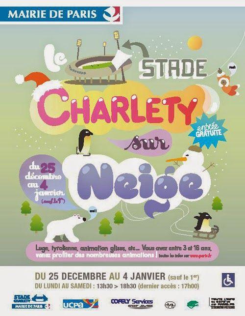mes idees de sorties sympa: Charléty sur Neige ou  une station de ski en plein...