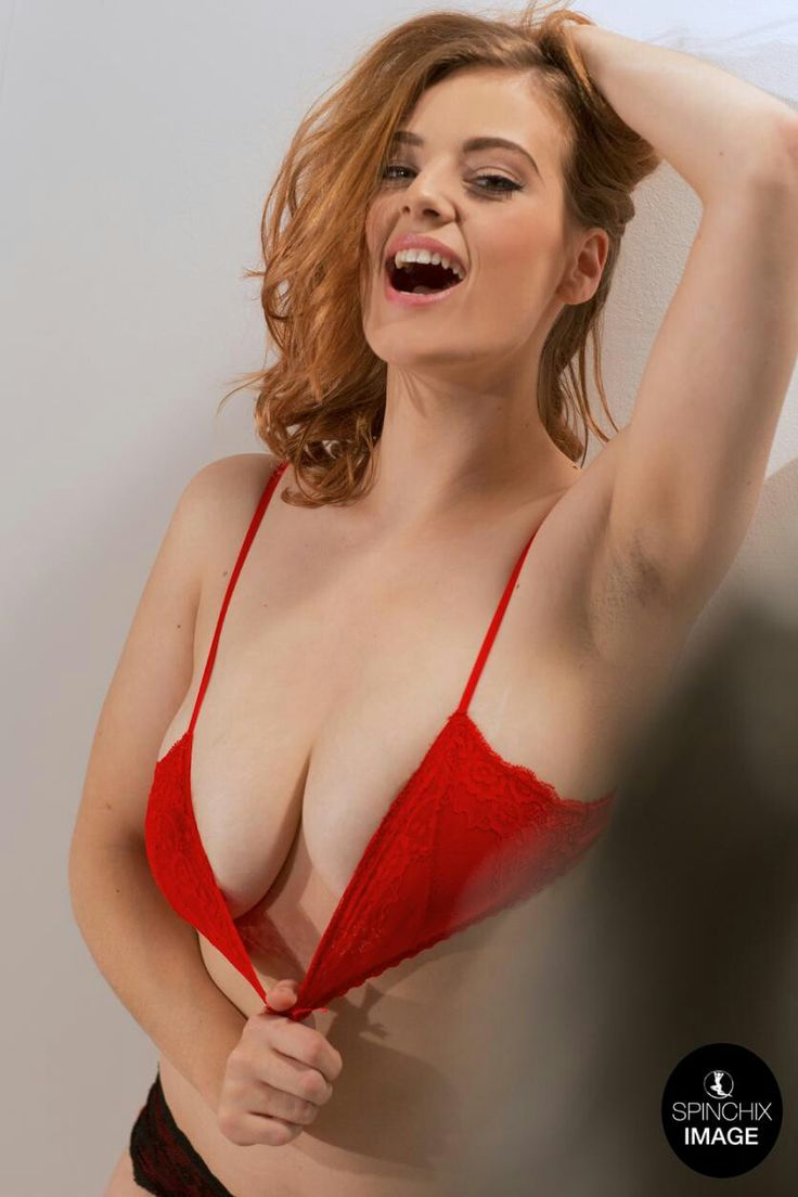 Boob hot red — pic 14