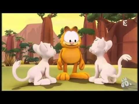 49 min garfield aventure africaine youtube uploaded by kayleigh kraaij movies pinterest - Garfield et cie youtube ...