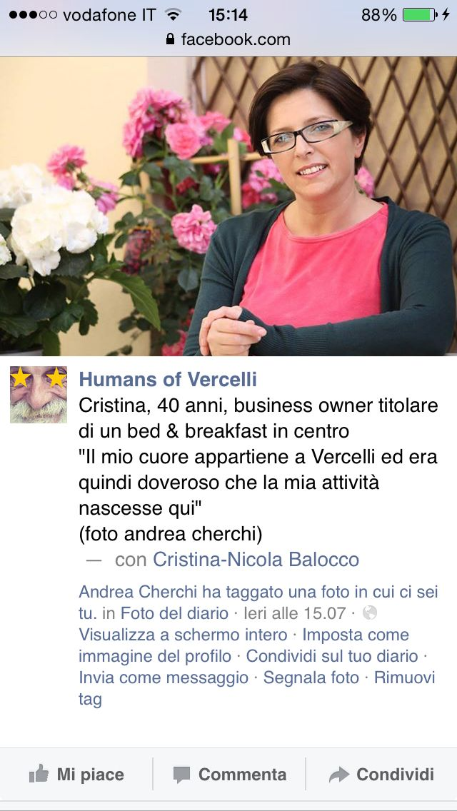 Humans of Vercelli
