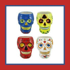 Staying true to the Day Of The Dead traditional sugar skulls fashion, the mugs are hand painted with flowers, and the colors are vibrant. http://theceramicchefknives.com/ceramic-mugs-variety/ 60th Birthday mug, 7 Piece 15-Ounce Mug Tree Set with 6 Assorted Colors, Adorable Ladybug Coffee Mug Inexpensive Gift Item, Cappuccino Mug, Cappuccino-Cup, Ceramic Day of the Dead Sugar Skull Coffee Mugs,