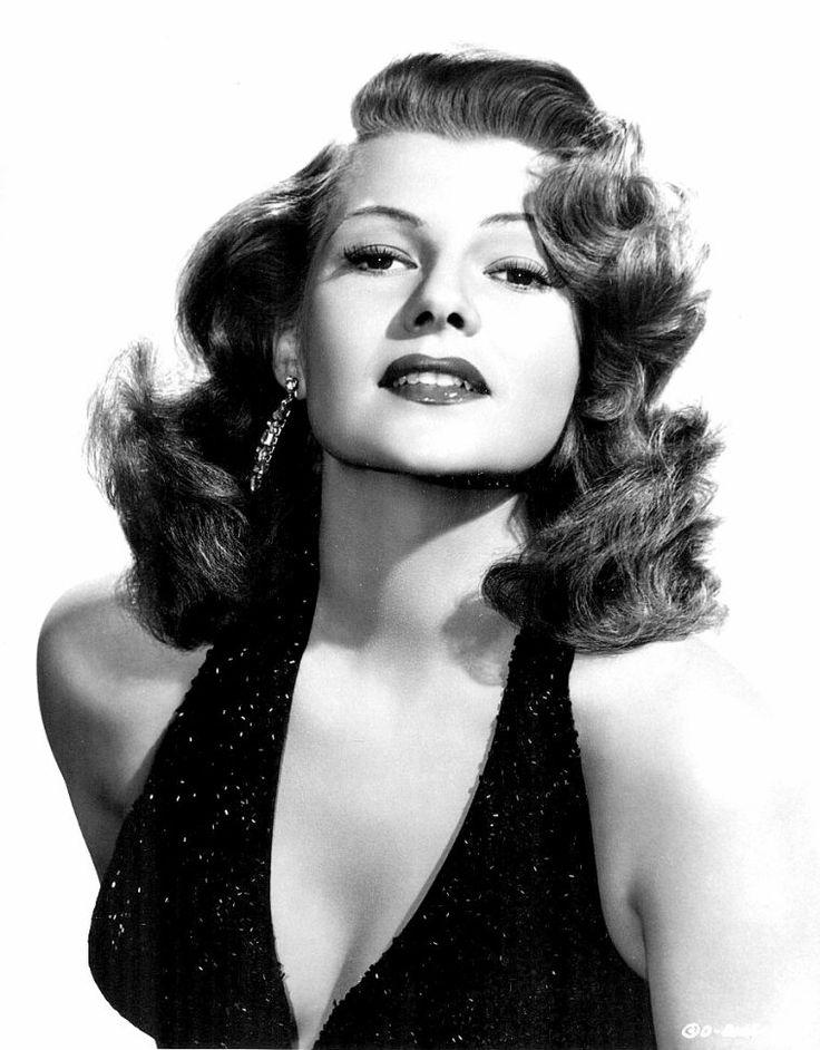 Rita Hayworth. Beautiful.                                                                                                                                                                                 More