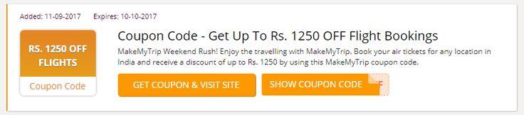 SBI Bank Offer! Get Up To Rs. 500 Cashback On Flights #MakeMyTrip_India  #MakeMyTrip_Voucher_codes #vouchers #coupon_codes #promo_codes #MakeMyTrip_in_promo_code #sephora_voucher_India #India http://in.collectoffers.com/MakeMyTrip