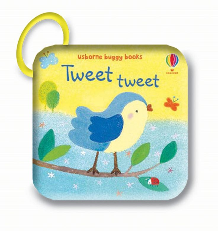 "Find out more about ""Tweet tweet buggy book"", write a review or buy online."