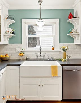 The pendant light above the kitchen sink is perfect! Could you tell me who makes it and name? Thnx - Houzz