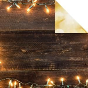 Lights Paper - Base Coat Christmas - KaiserCraft  $0.99 at a cherry on top