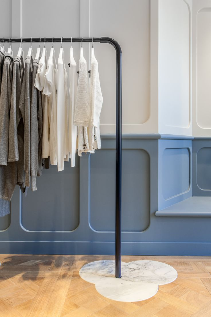 NIKKIE Concept Store - Amsterdam Framework architects