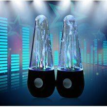 LED Light Dancing Water Speaker