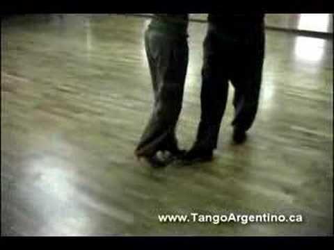 Tango Argentino - Giros - Secretos Conceptuales