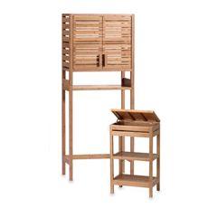 Bamboo Bath Furniture Bed Bath Beyond
