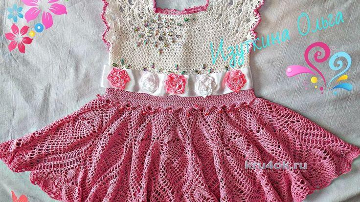 222 besten crochet dress Bilder auf Pinterest   Gehäkelte ...