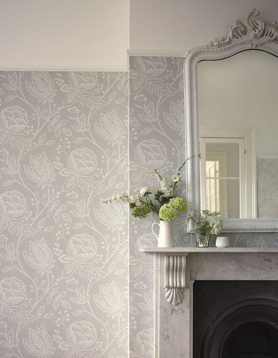 top 25+ best grey wallpaper ideas on pinterest