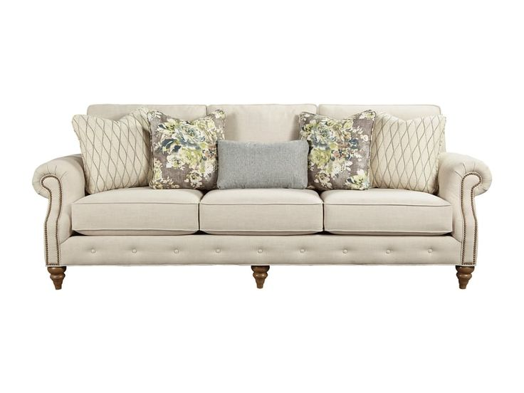 Shop For Paula Deen By Craftmaster Sofa, P763250BD, And Other Living Room  Sofas At