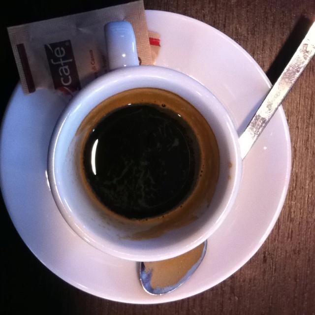 Italian Espresso coffe