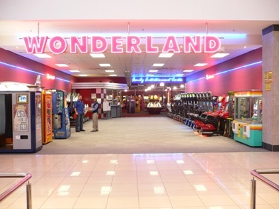 N1 City Wonderland Arcade is my place to relax after some hard day's work at the office. Time Crisis, Pinball Action, Pacman, all there in one big room!