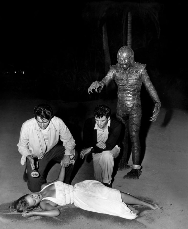 146 Best Images About Vintage Sci Fi Pictures On Pinterest: 737 Best Images About Classic Monsters/Sci-Fi On Pinterest