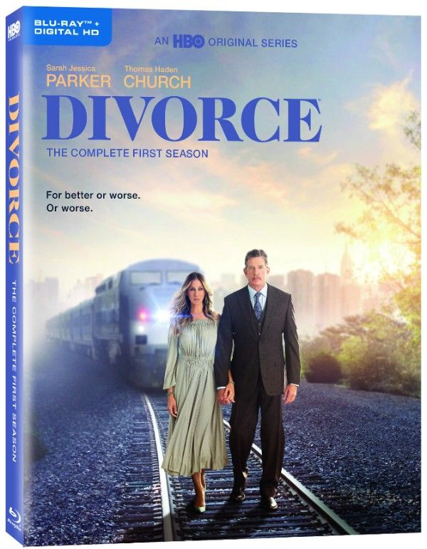 Coming to Bluray from HBO from creator Sharon Horgan and director Jesse Peretz is the fantastic first season of the HBO series DIVORCE: The Complete First Season. Check out the review and learn how you can win your own Bluray copy of this HBO Original Series! http://moviemaven.homestead.com/index.html