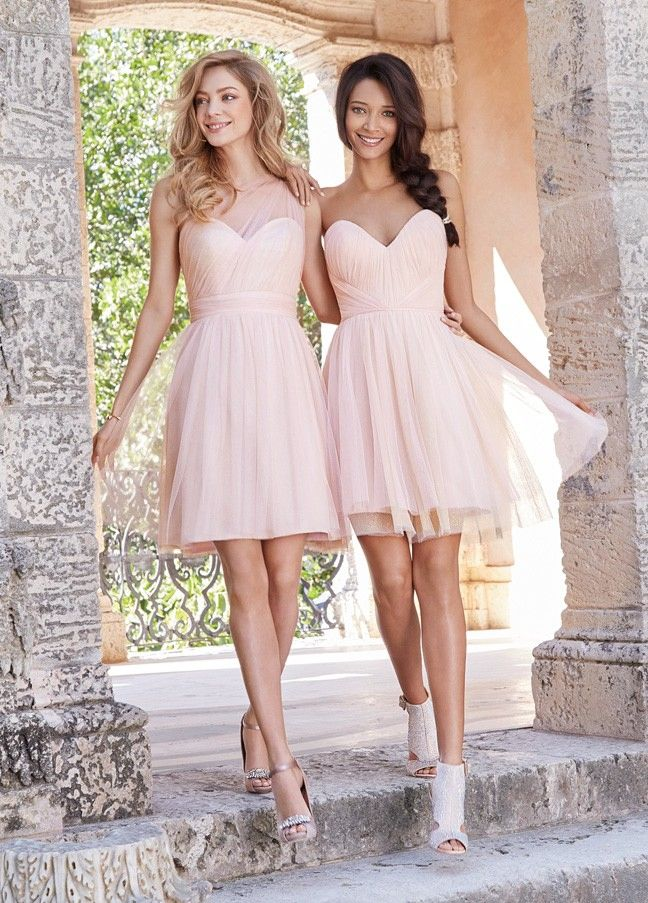 Gorgeous Jim Hjelm Occasions Bridesmaid Dresses Spring 2015 - MODwedding