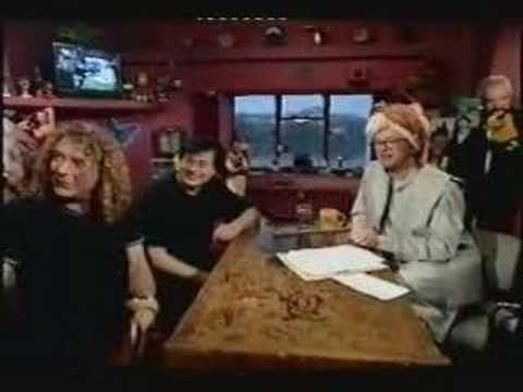 "Rare!! Page and Plant <<<>> - TFI Friday 1998 ""Old Men do it Better"" Says Robert Plant."