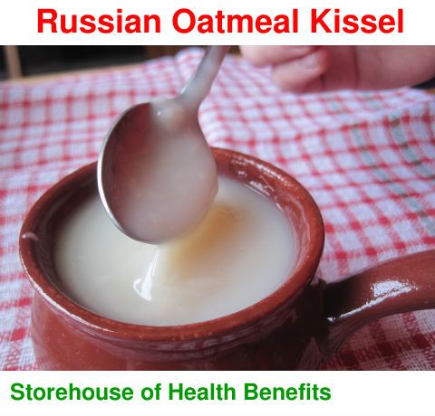 "This Russian Oatmeal recipe could be perfect for your oatmeal diet. Oatmeal Kissel is a genuine Russian healthy drink. It is traditionally called, ""The Russian Balm""."