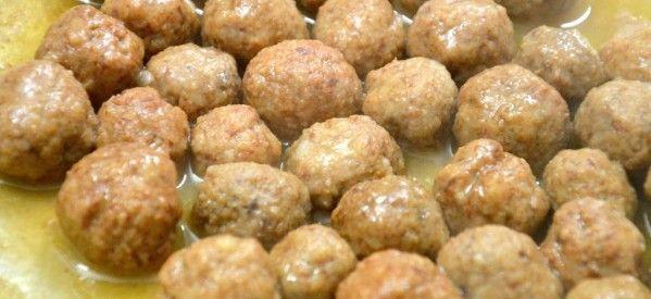 Sardinian Vermentino meatballs - Polpette al Vermentino