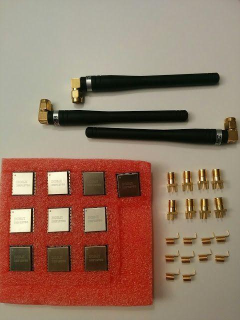 IoT with ESP8266: New LoRa modules from dorji.com