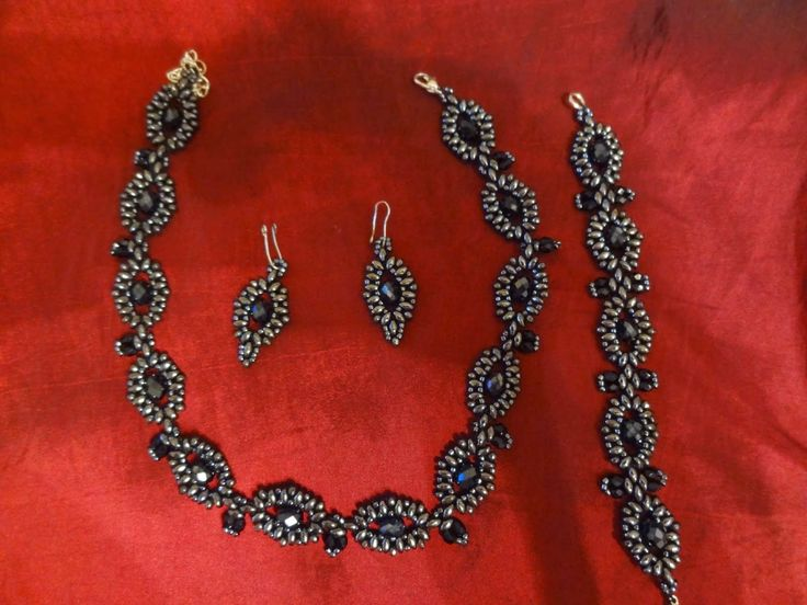 Czółenko i nitka: I jeszcze troszkę biżuterii!!!!