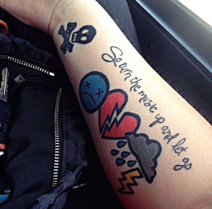 Fuck Yeah, Pop Punk Tattoos!