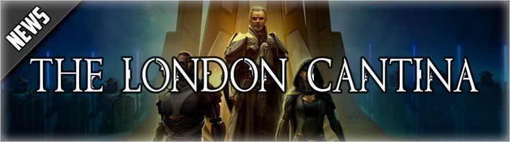 SWTOR Community Cantina London Details