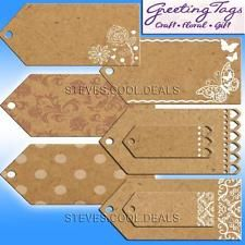 JAM JAR Labels PARCEL CRAFT WEDDING FAVOR GIFT TAGS BROWN PAPER NATURAL CARD new